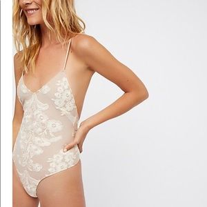 For Love and Lemons Temecula Lace Body Suit